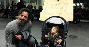 بنیان گذار گوگل به حمایت از ایرانیان برخاست +عکس