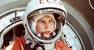 والنتیا تریشکووا؛ نخستین زن فضانورد جهان +تصاویر