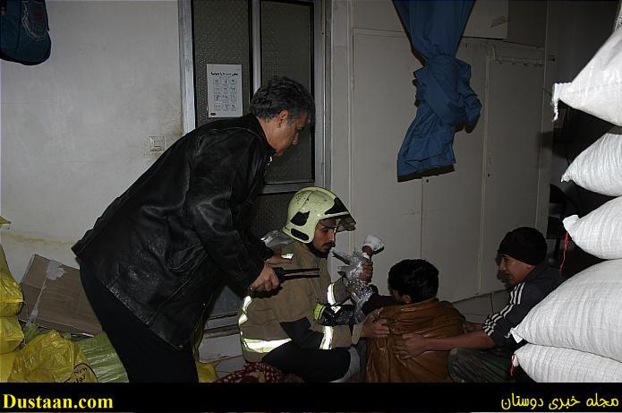www.dustaan.com بی احتیاطی پسر نوجوان، به قطع شدن ۴ انگشتش انجامید + تصاویر