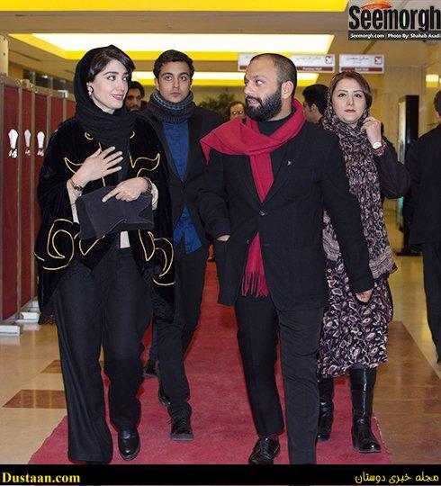 جشنواره فجر تیپ بازیگران