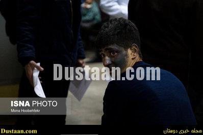 www.dustaan.com-dustaan.com-تصاویری دردناک از مصدومان چهارشنبه سوری !
