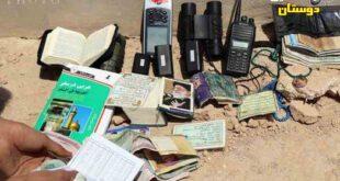 تجهیزات نظامی ایرانی در چنگال داعش +تصاویر