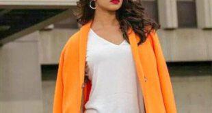 ملکه زیبایی بالیوود به هالیوود رسید +تصاویر
