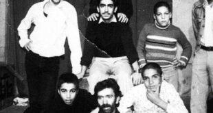 عکسی جالب از رضا عطاران در نوجوانی