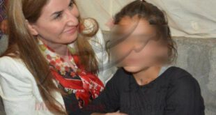 ترفند دو دختر ۱۲ و ۱۷ ساله برای فرار از دست داعش! +عکس