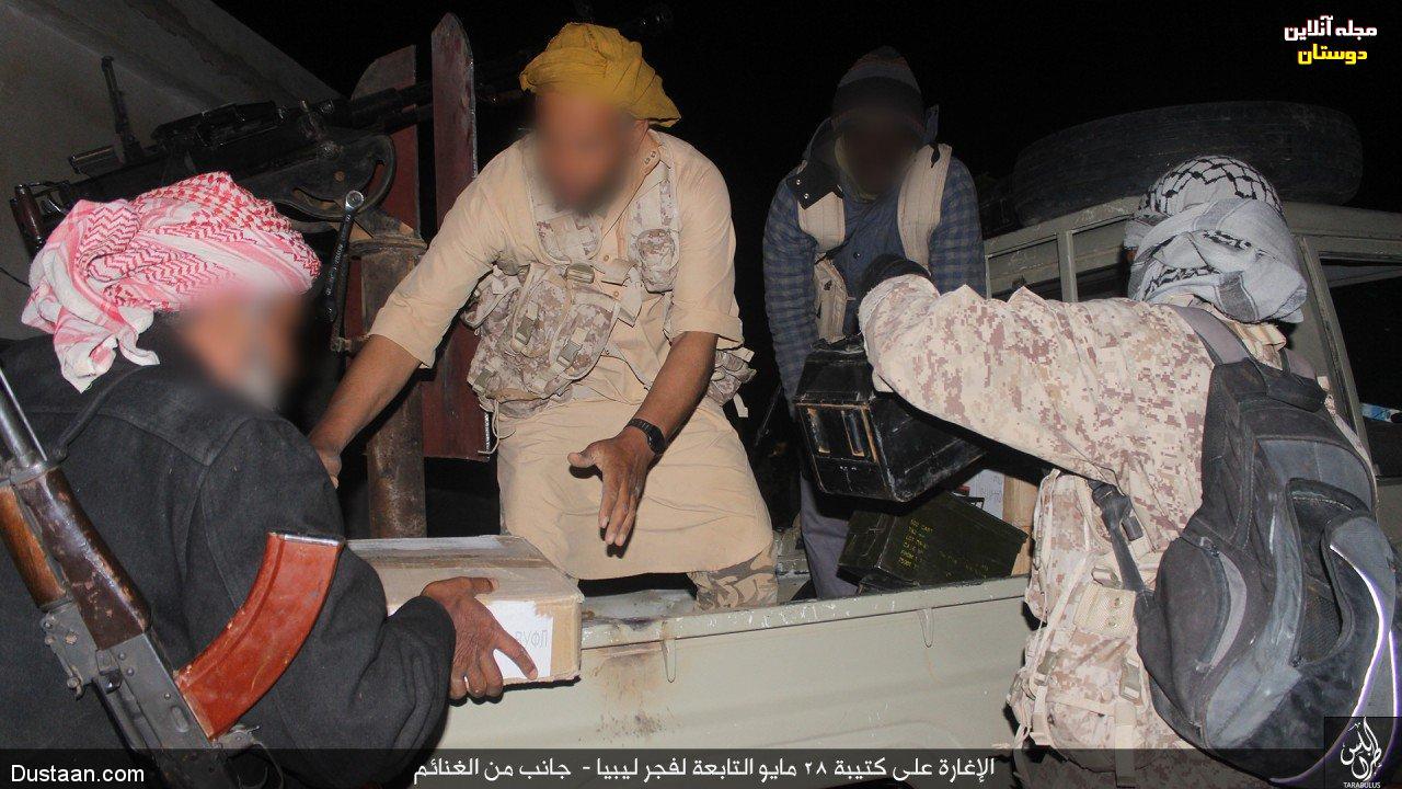 تصاویر/ تداوم پیشرویهای داعش در لیبی