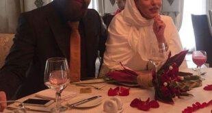 بازیگر زن کشورمان ازدواج کرد + عکس مراسم