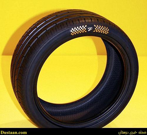 www.dustaan.com گران ترین لاستیک خودروی جهان با قیمت باورنکردنی ۲ میلیارد تومان! +تصاویر