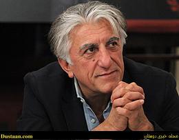www.dustaan.com رضا کیانیان: پدرم شکم یکی از لات های مشهد را سفره کرد!