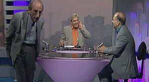 اتفاق عجیب در برنامه زنده شبکه خبر/ وقتی مهمان قهر میکند! +فیلم