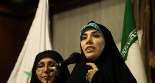 واکنش فاطمه حسینی به فیش حقوقی نجومی پدرش +عکس
