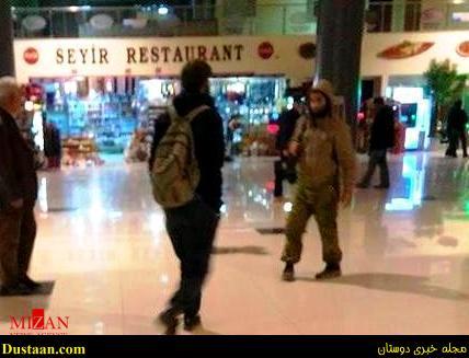 www.dustaan.com حضور تروریست های داعشی در فرودگاه اتاتورک استانبول