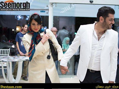 ورود سام درخشانی و عسل امیرپور به بازارچه