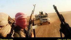 فیلم - سرنگونی بالگرد روسی توسط تروریستهای داعش در سوریه
