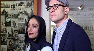 اشک های مینا ساداتی در فراق عباس کیارستمی + فیلم