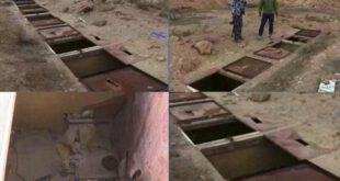 تعرض داعش به زنان و دختران در سلول های زیر زمینی +عکس