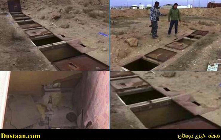 www.dustaan.com تعرض داعش به زنان و دختران در سلول های زیر زمینی +عکس
