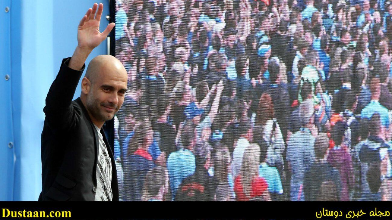 www.dustaan.com تفاوت های جالب در مراسم معارفه دو مربی معروف جهان +عکس
