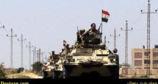 سرکرده داعش در سینا توسط ارتش مصر به هلاکت رسید