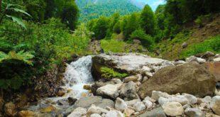تصاویری فوق العاده دیدنی از طبیعت زیبای سواد کوه