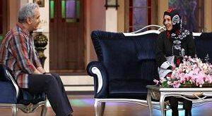 صحبت های پرستو گلستانی درباره دلیل جدایی از همسرش در برنامه دورهمی +عکس