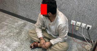 اقدام خطرناک پسر جوان برای فرار از تعرض جنسی مرد شیطان صفت +عکس