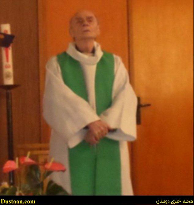 www.dustaan.com بریدن سر کشیش کلیسا در فرانسه توسط داعش +فیلم
