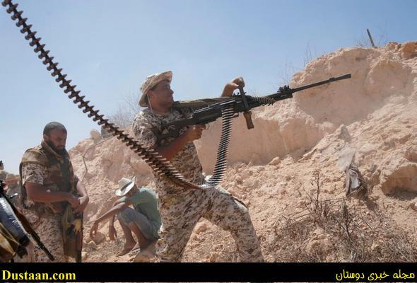 تکفیری های داعش از «سرت» لیبی، بیرون رانده شدند
