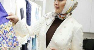 الهام حمیدی در حال خرید! +عکس
