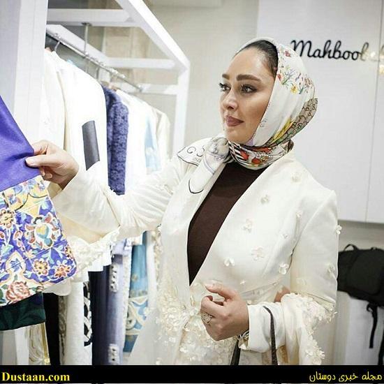 www.dustaan.com الهام حمیدی در حال خرید! +عکس