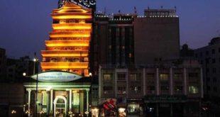 هتل قصر مشهد بخاطر بدهی به شهرداری پلمپ شد