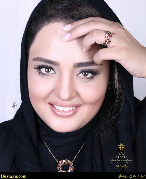 نرگس محمدی وقتی مدل تبلیغاتی می شود! +تصاویر