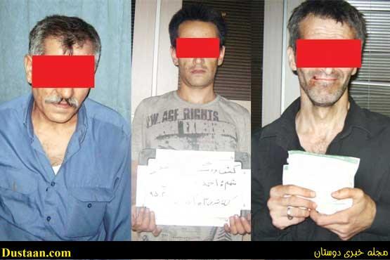 www.dustaan.com فروش مواد مخدر و سرقت در پوشش لباس کارگر شهرداری