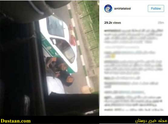 www.dustaan.com امیر مقصودلو معروف به امیر تتلو دستگیر شد! +عکس