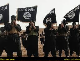 www.dustaan.com یک داعشی قلب یک شهروند عراقی را از سینه اش درآورد و خورد!