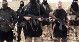 داعش عروسک ترامپ را سر برید!