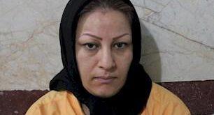 دستگیری زن جیب بر در بازار تجریش تهران +عکس