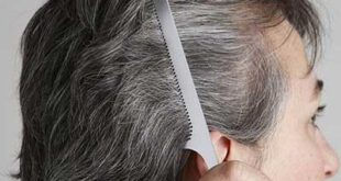 چگونه از شر مو های سفید رها شویم؟