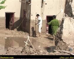 امداد رسانی به مردم گرفتار شده در روان آبهای ایرانشهر