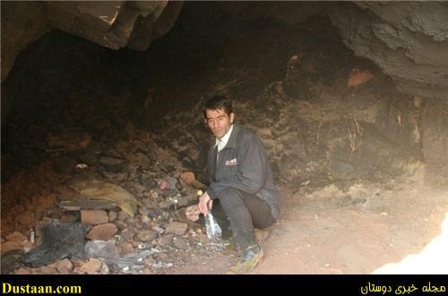 www.dustaan.com تصاویر: از گورخوابی تا کوه خوابی در شهر تبریز!