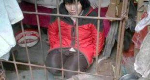 برادری که خواهرش را ۱۰ سال در جنگل زندانی کرد! +تصاویر