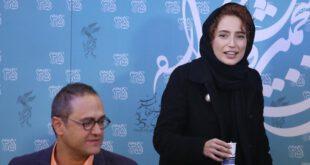 حواشی روز سوم ، سی و پنجمین جشنواره فیلم فجر +تصاویر