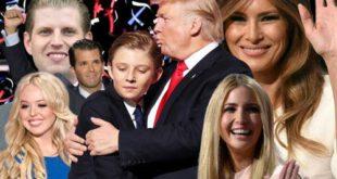 ظهور مردی خطرناک در کنار دونالد ترامپ