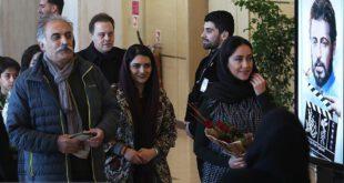اخرین اخبار جشنواره فیلم فجر ۹۵ / عکس های دیدنی از حواشی روز نهم