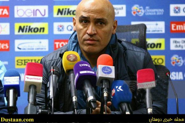 www.dustaan.com منصوریان: بازی با پرسپولیس از السد سخت تر خواهد بود