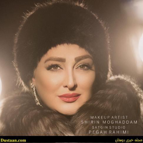 www.dustaan.com عکس های جدید الهام حمیدی به عنوان مدل!