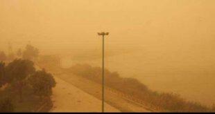 عکس: گرد و غبار بی سابقه در خوزستان