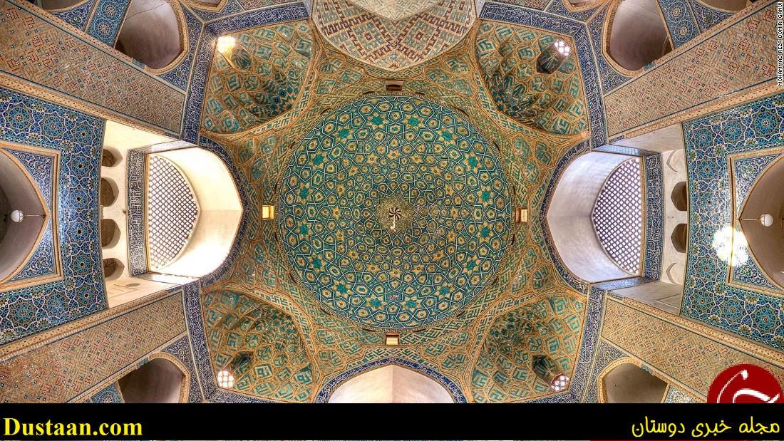 www.dustaan.com مناطق دیدنی ایران از نگاه سی ان ان +۳۳ تصاویر