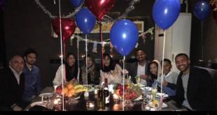 عکس: جشن تولد استقلالی ها با حضور خانواده