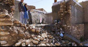 ویرانی های سیل در جهرم و داراب +تصاویر
